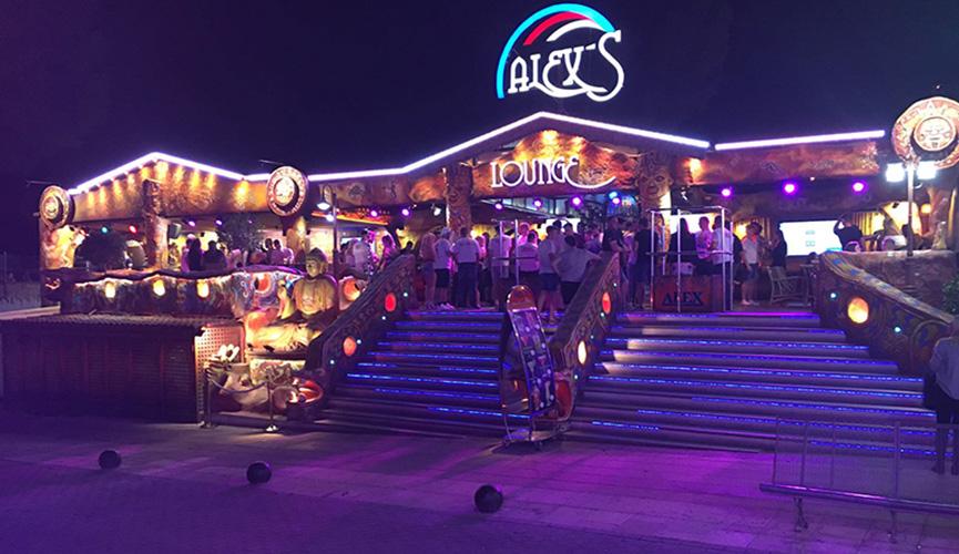 alexs bar magaluf
